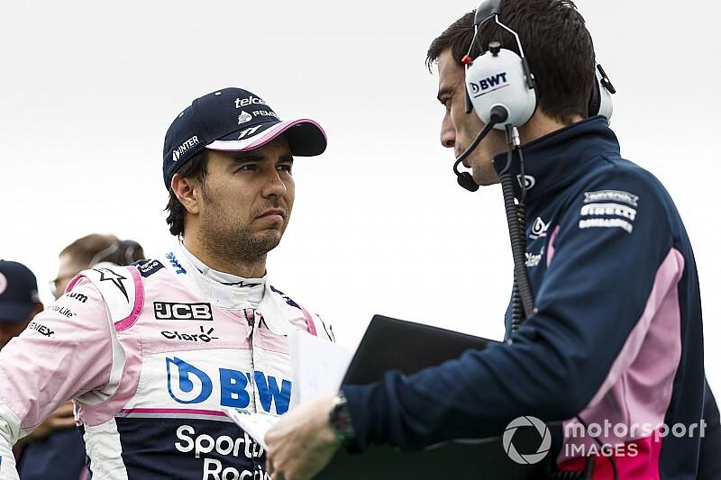 """Pérez pide """"que cambien pocas cosas"""" para una F1 más pareja"""