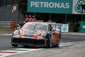 Porsche Mobil1 Supercup İtalya: Ten Voorde kazandı, Ayhancan ceza alıp 5. oldu