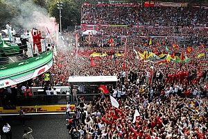 Fotogallery F1: Monza è di nuovo Rossa con la vittoria di Leclerc