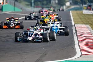 F. Renault, Hungaroring: Martins vince d'ufficio, Piastri di forza
