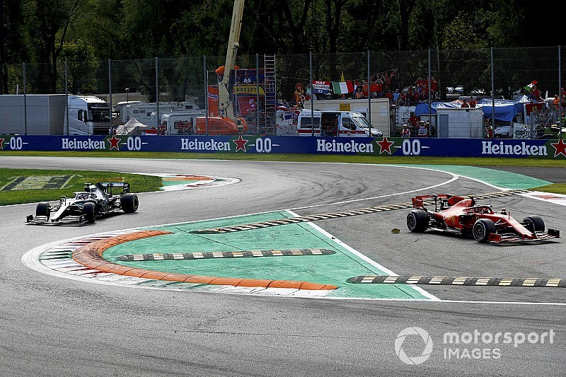 "Leclerc's defence ""maybe over the line"" - Wolff"