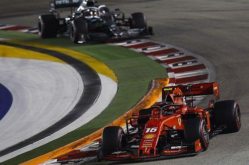 """Wolff rejette """"l'histoire facile"""" de la résurgence de Ferrari"""