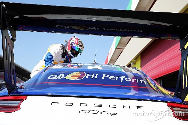 Carrera Cup Italia, Bertonelli davanti al rookie Festante nei test pre-Vallelunga