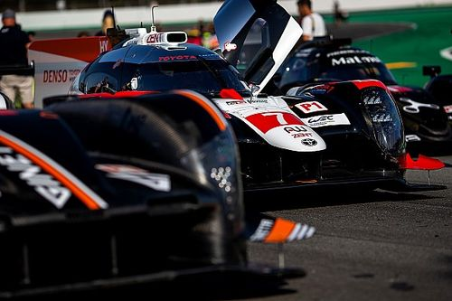 Toyota not surprised by reduced WEC LMP1 field