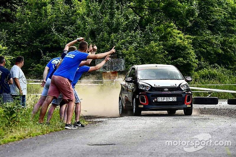 Harmadik fordulójához érkezik a Kia Platinum Rally Cup