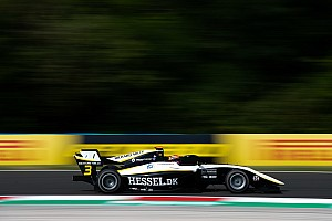 Лундгор выиграл квалификацию Ф3 в Венгрии, Шварцман четвертый