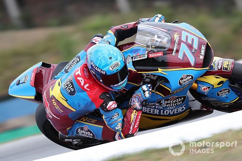 Moto2 in Brünn 2019: Alex Marquez auf Pole, Marcel Schrötter Siebter