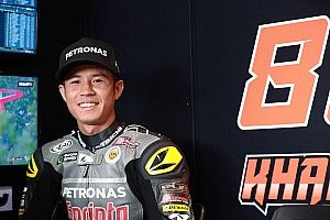 Pawi resta con Petronas, ma torna in Moto3