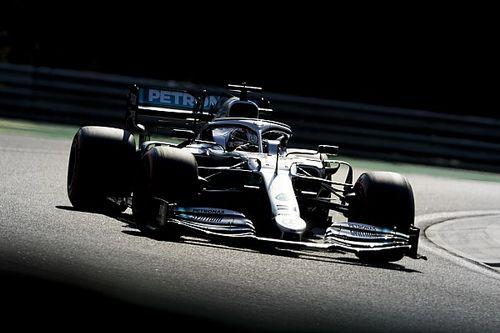 Hamilton déplore une Mercedes qui a plafonné en qualifications