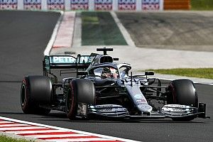 "Hamilton's pace ""plateaued"" in qualifying ""struggle"""