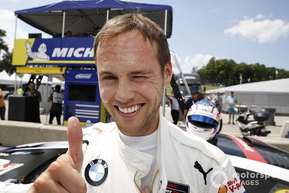 Blomqvist joins McLaren for Bathurst 12 Hour