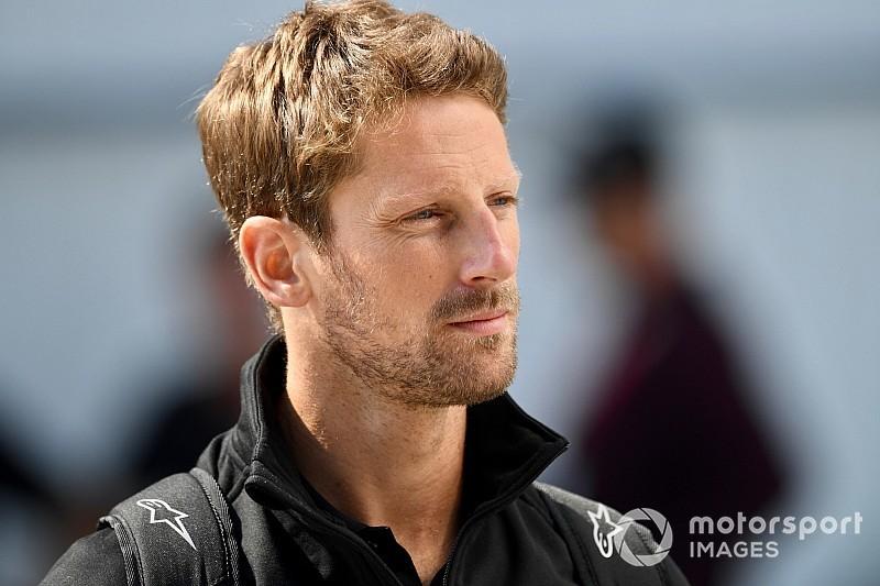 """Deux semaines """"déterminantes"""" pour l'avenir de Grosjean en F1"""