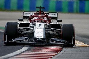 Alfa Romeo chwali Raikkonena