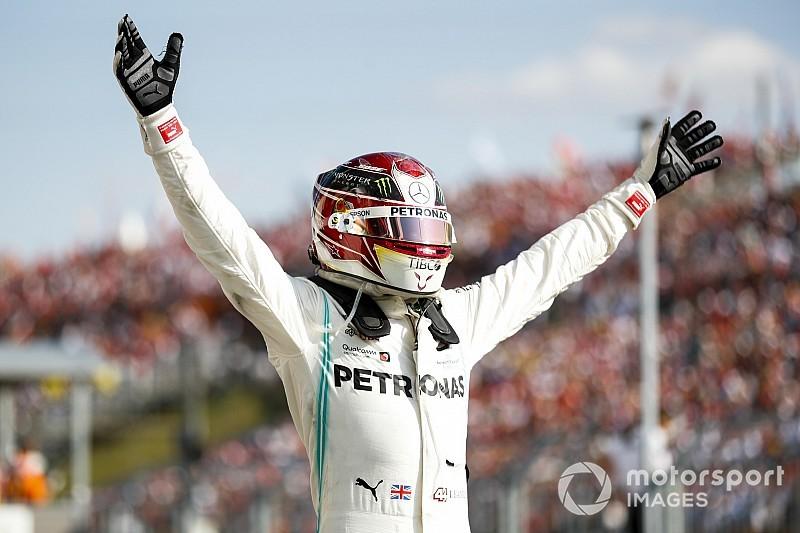 Hungarian GP: Hamilton defeats Verstappen in tense duel