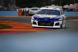 Chase Elliott wins Stage 2 under caution at Watkins Glen