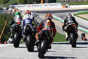 Red Bull Ring MotoGP qualifying as it happened