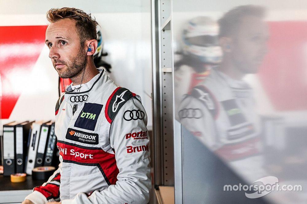 "Audi's DTM exit ""worst-case scenario"" for Rast"