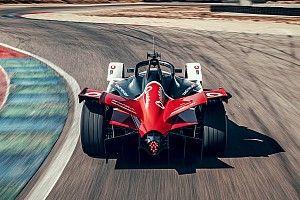 Przedsezonowe testy Formuły E