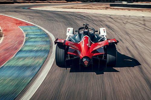 Hivatalosan is bemutatkozott a Porsche első FE versenygépe