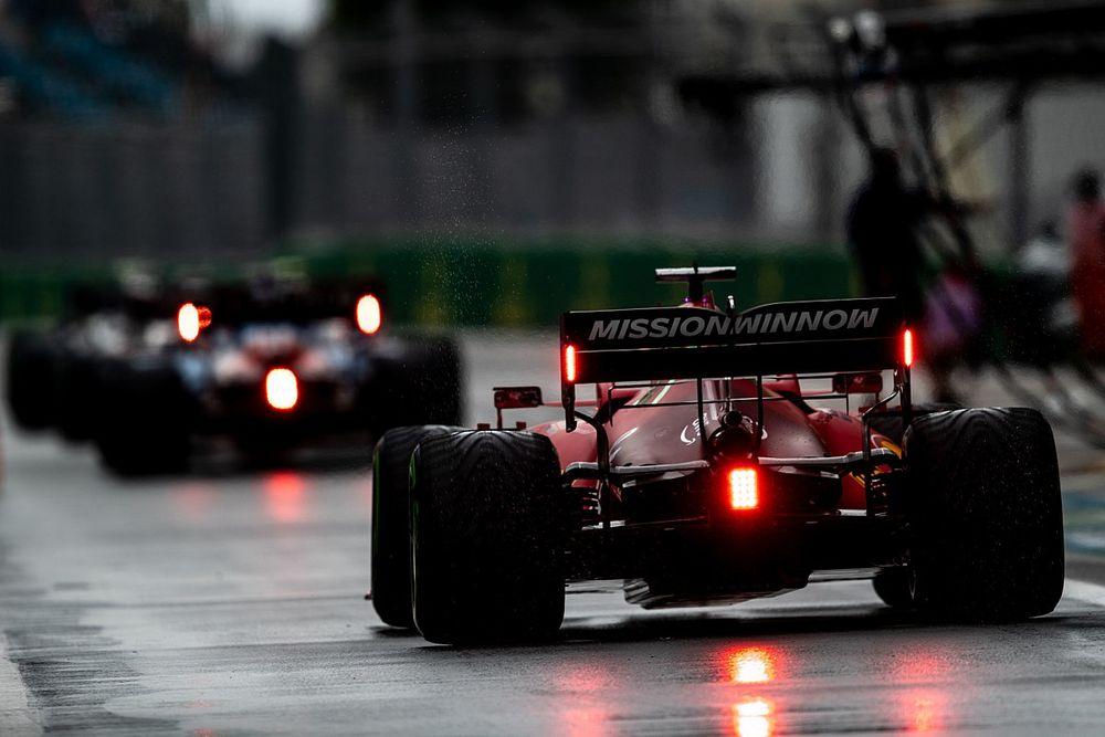 F1: Ferrari aprova novo motor e quer colocá-lo no carro de Sainz o quanto antes