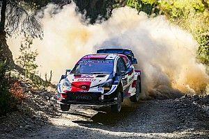 WRC Grecia: Rovanpera cierra el viernes al frente