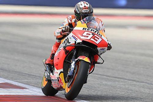 """MotoGP Austin: """"Beygir gücü rodeocusu"""" Marquez, COTA'da yine kazandı!"""
