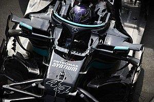 Hamilton también manda en la tarde del viernes en Turquía, Pérez top 5