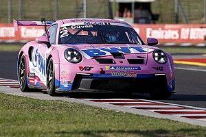 Porsche Supercup Macaristan: Antrenman seansının lideri Ayhancan