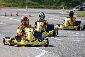Команда LADA завоевала второе место на этапе картинга в Курске