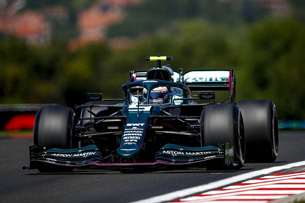 Vettel szombaton is kiegyezne pénteki eredményével