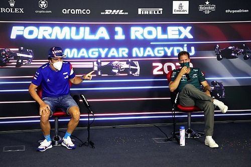 """F1 - Vettel exalta Alonso: """"Maior talento que o esporte já viu"""""""