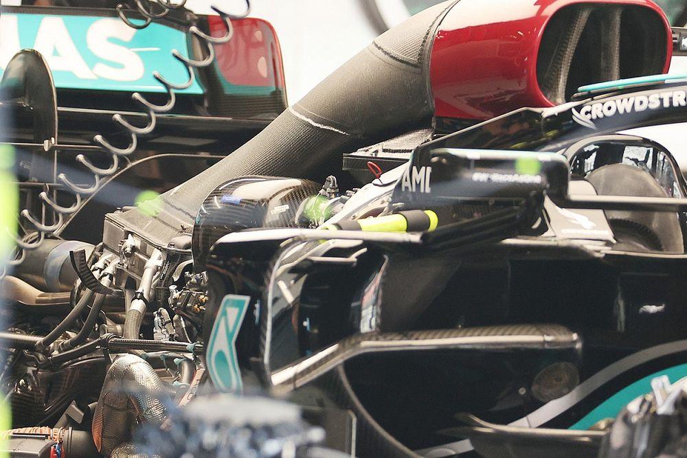 Wolff sluit nieuwe motorwissel Hamilton niet uit