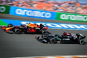 Horner: 0.1s between Red Bull and Mercedes in F1 title fight right now