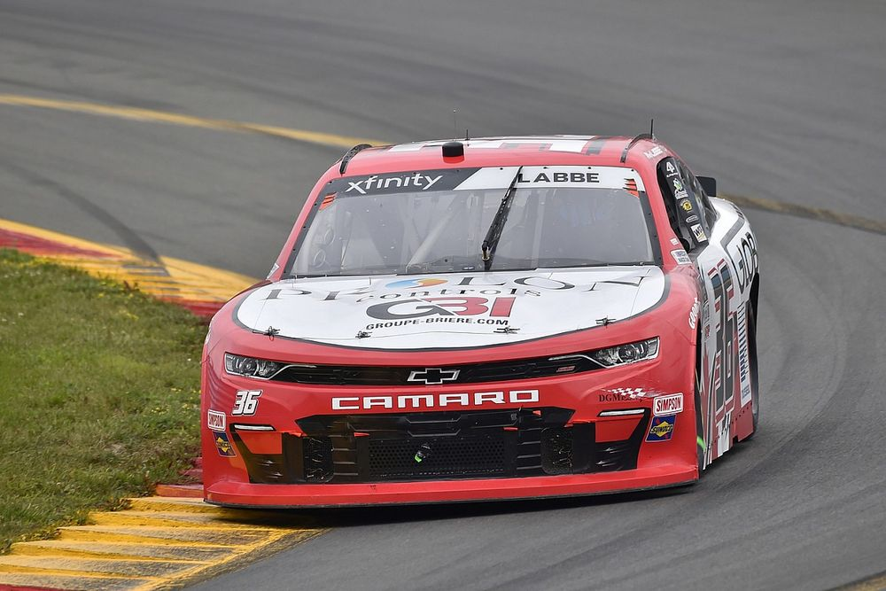 NASCAR suspends Xfinity Series car chief, issues fines