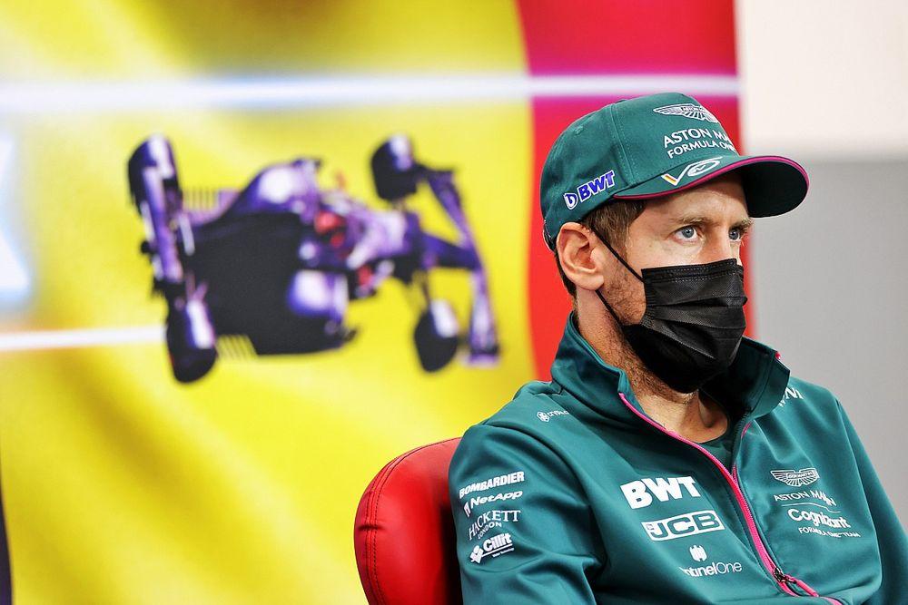 """Vettel: """"Spa'da bazı puanlar kazanma şansımız var"""""""