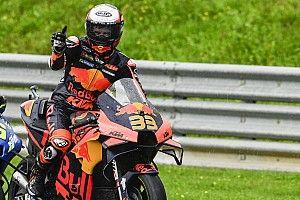 Lap Chart MotoGP: Binder, che rimonta con la pioggia!