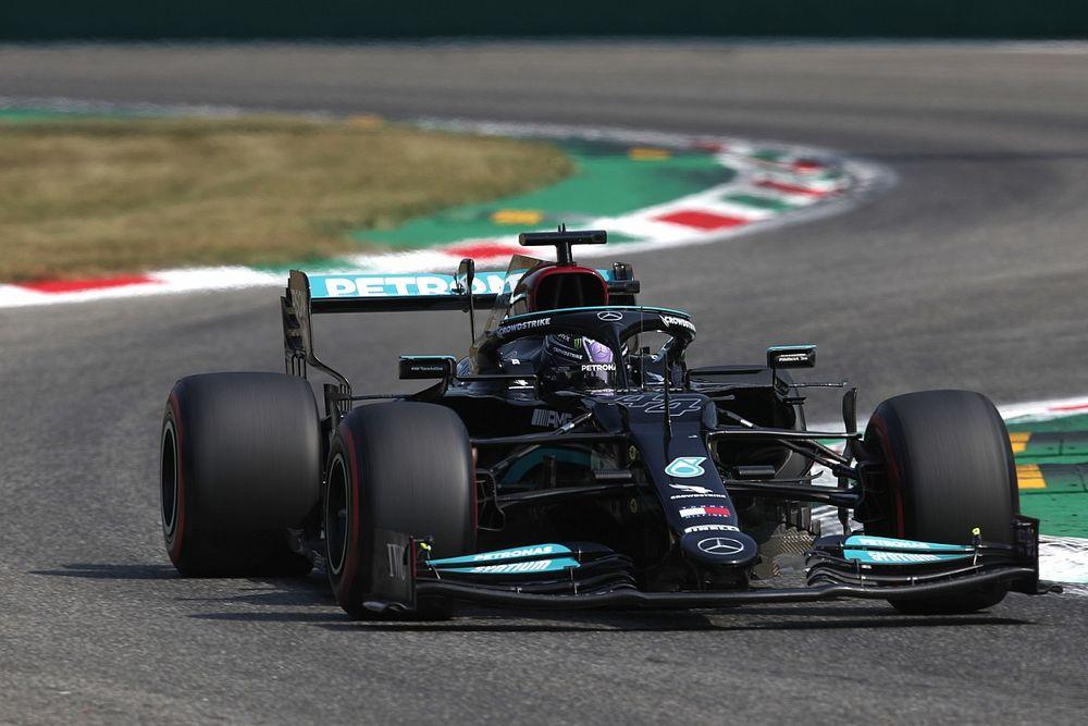 F1: Hamilton supera Bottas e é o mais rápido no TL2 para o GP da Itália