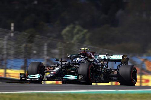 """F1: Bottas diz que vai """"focar na própria corrida"""" no domingo"""