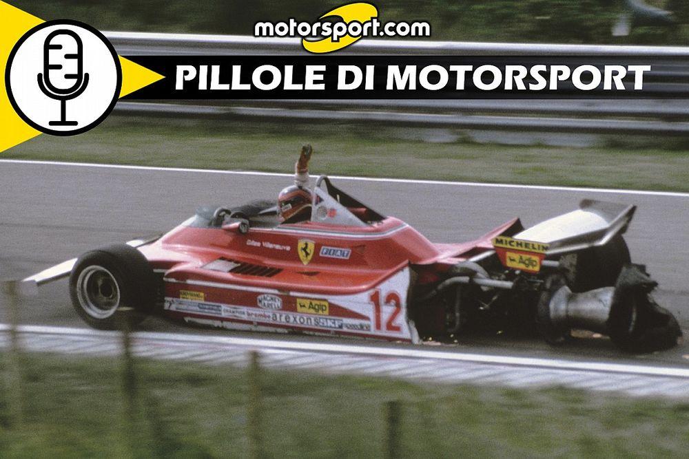 Podcast: GP d'Olanda '79, tre ruote di follia per Gilles