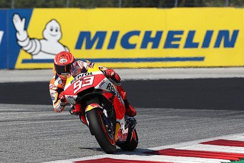 Marquez Kaget Lengannya Lebih Buruk di MotoGP Styria