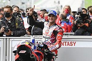 Martín: Por mi cabeza no pasaba que ganar esta carrera era posible