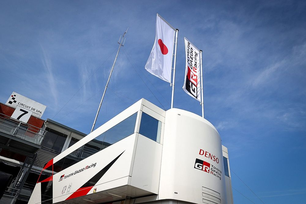 Toyota completes successful pre-Le Mans test with new hypercars