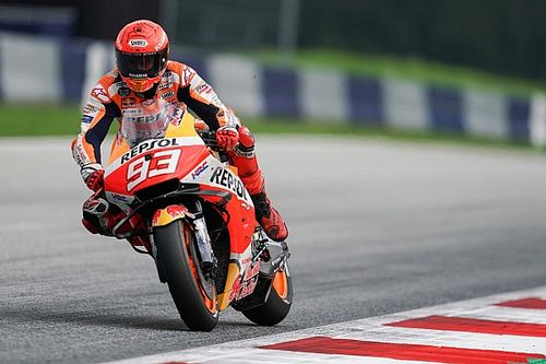 MotoGP: Márquez diz que sem lesão estaria brigando pelo título de 2021