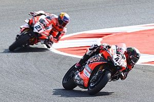 Duo Ducati Kejar Hasil Maksimal di WSBK Prancis