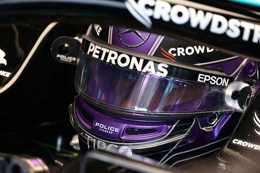 """Hamilton over mogelijk boegeroep: """"Omzetten in iets positiefs"""""""