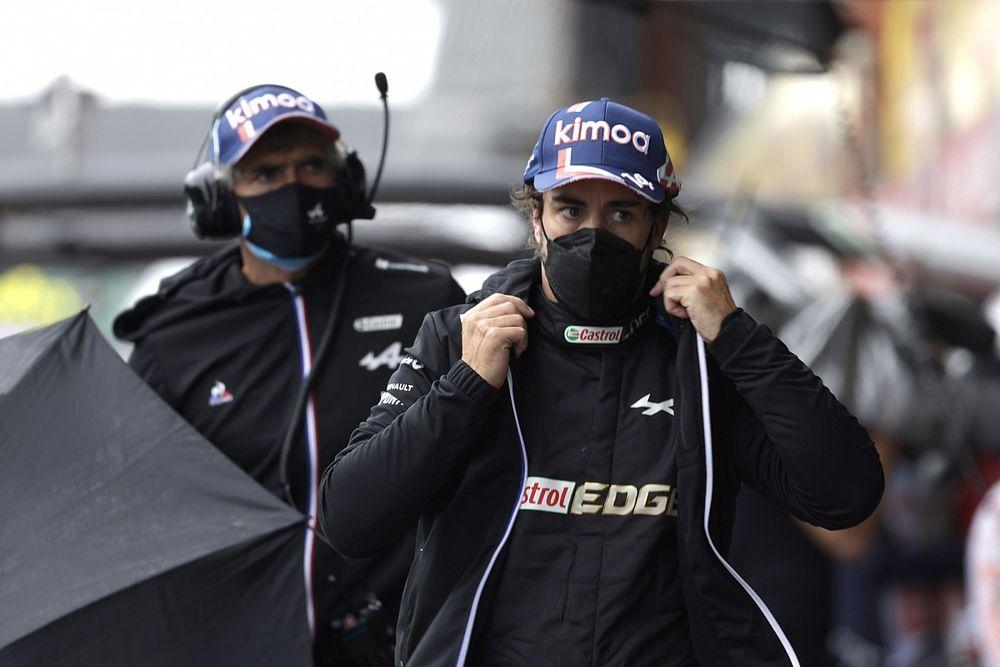 Alonso explica qué necesita para seguir en la F1 en 2023