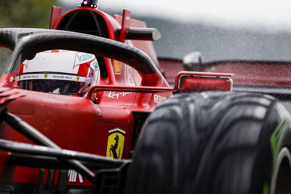 Ferrari deludente: l'esperienza non si compra