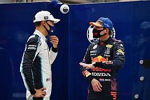 """Verstappen: """"Russell'ın Mercedes'e geçeceği 'en kötü saklanan' sırdı"""""""