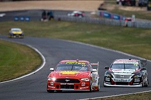 'Spraying it' in qualifying set up McLaughlin's quiet race