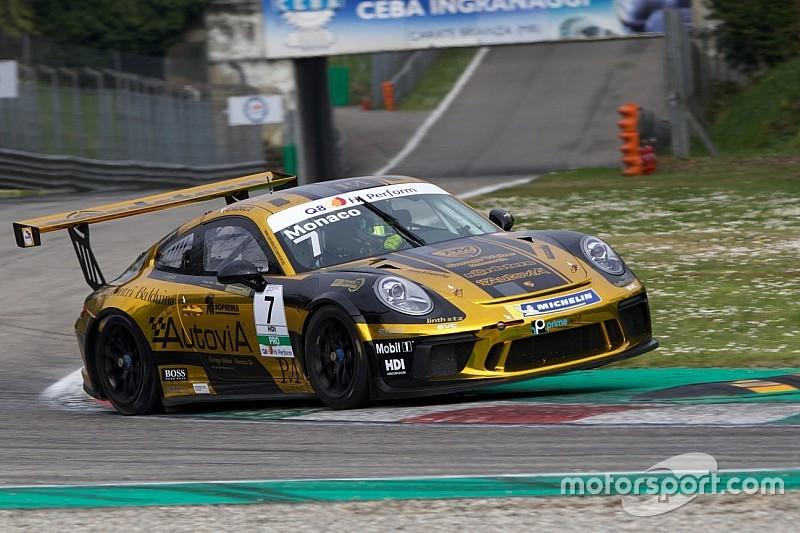 """Carrera Cup Italia, salgono le quote di AB Racing: """"Ma c'è da lavorare"""""""